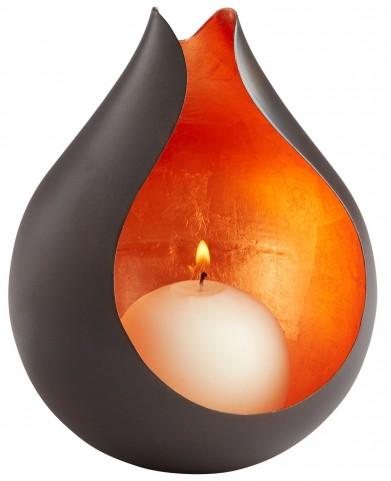 Magna Copper Candleholder