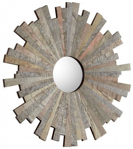Natural Stone Multiplied Mirror