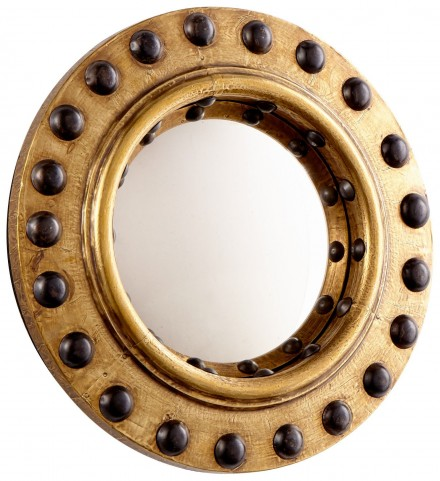 Periscope Brass Mirror