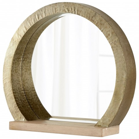 Small Rising Radius Mirror