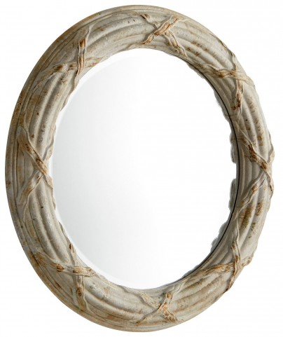 Ring of Life Rustic Mirror