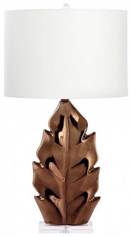 Lighting Bronze CFL Table Lamp