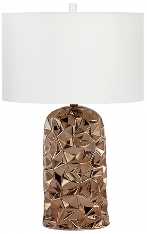 Igneous Bronze Table Lamp