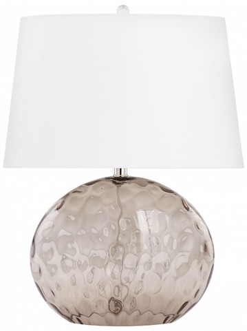 Sturgeon Smoked Gray Table Lamp