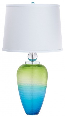 Puffer Table Lamp
