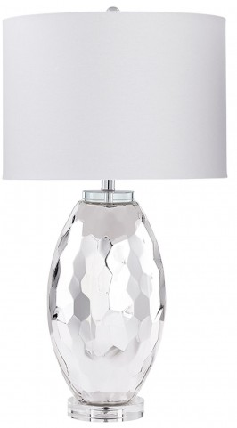 Chrome Lighting CFL Table Lamp