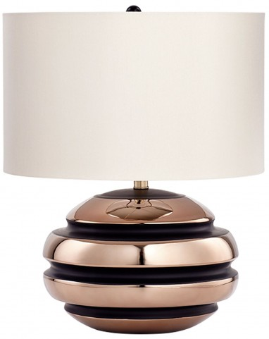 Patrice Bronze Table Lamp