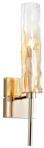 """Balanchine Gold Wall 19"""" Bracket"""