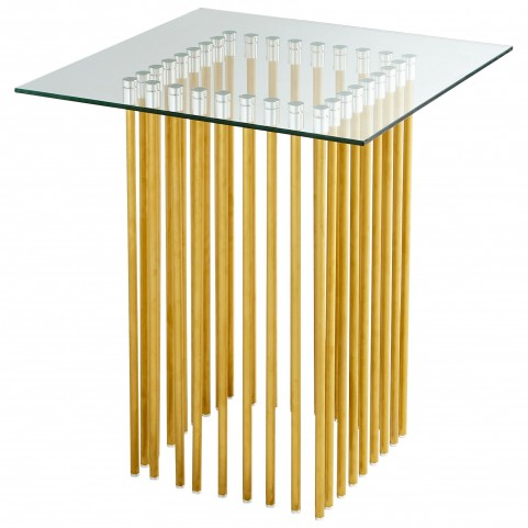 Corzetti Satin Gold Table