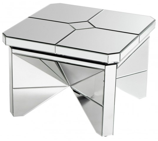 Revel Clear Table
