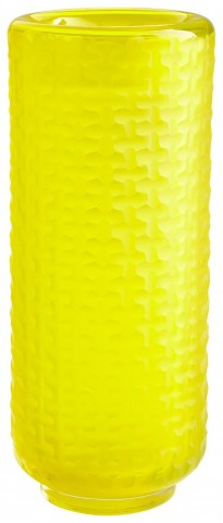 Large Lemon Drop Vase