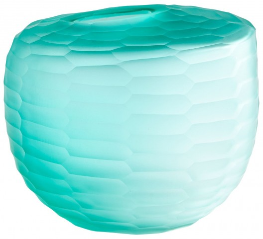 Medium Seafoam Dreams Vase