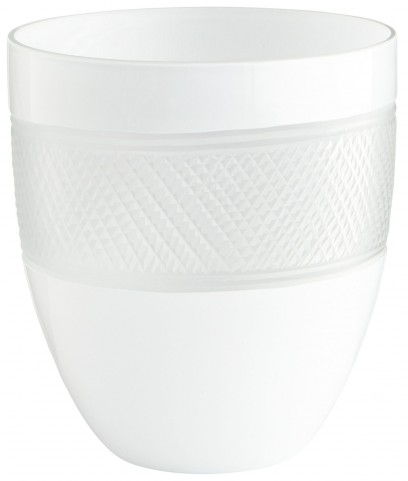 Small White Calypso Vase