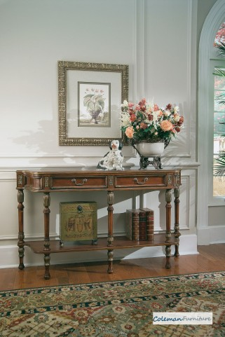 Masterpiece Hallmark Console Table