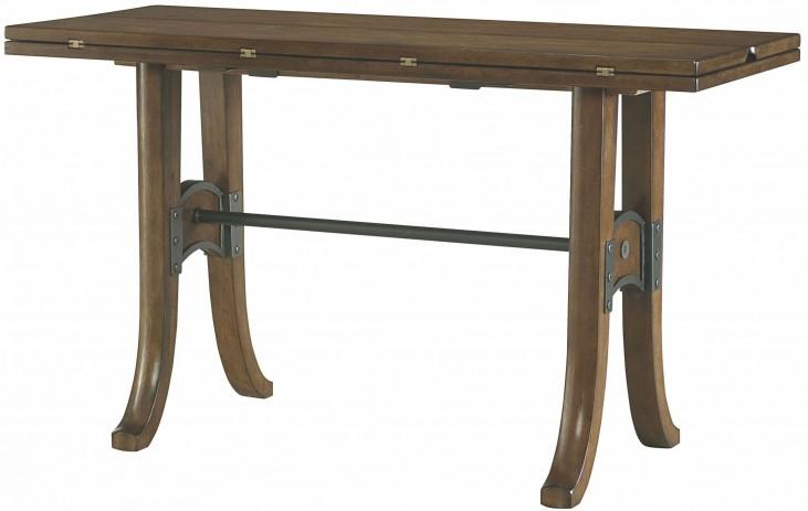 Hidden Treasures Flip-Top Table