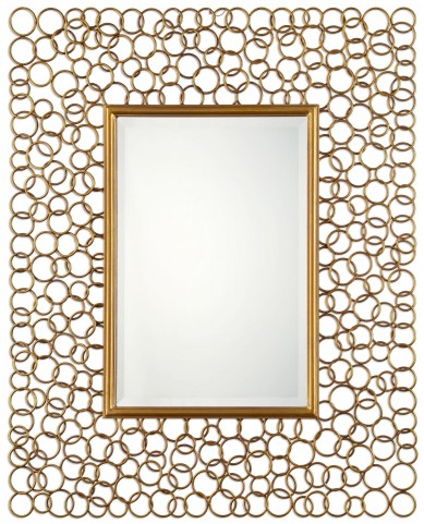 Amyus Gold Mirror