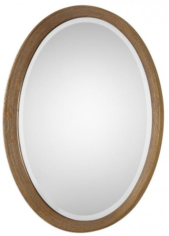 Arena Oval Mirror