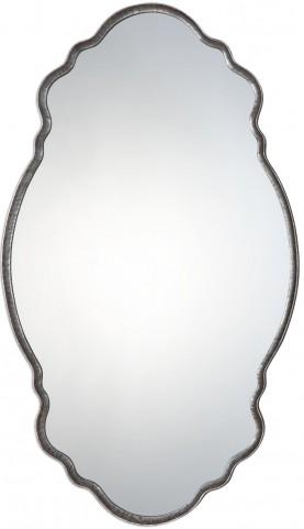 Samia Silver Mirror