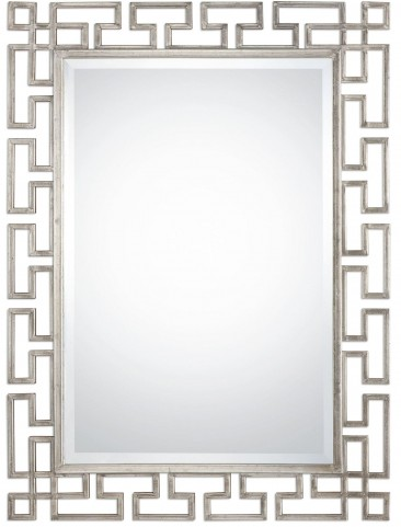 Agata Silver Mirror