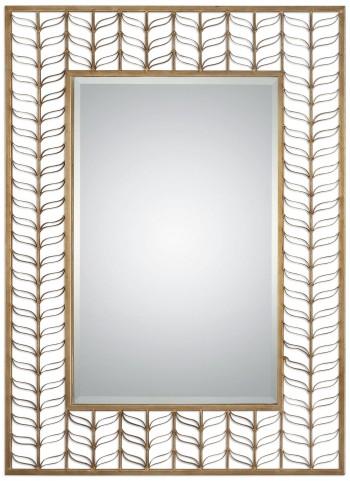 Phyllida Gold Mirror