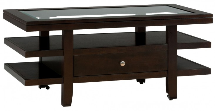 Marlon Wenge Rectangular Cocktail Table