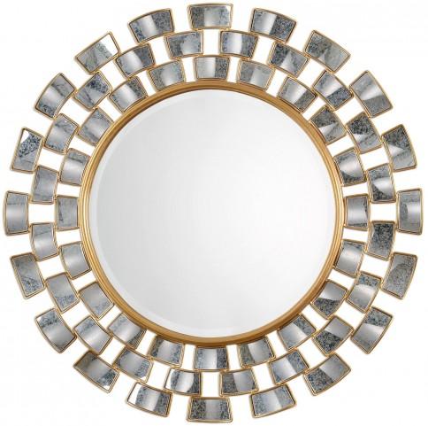 Rachida Round Mirror