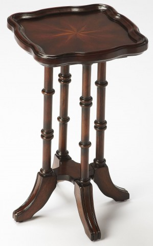 Briscoe Plantation Cherry Scatter Table