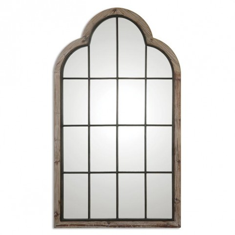 Gavorrano Oversized Arch Mirror