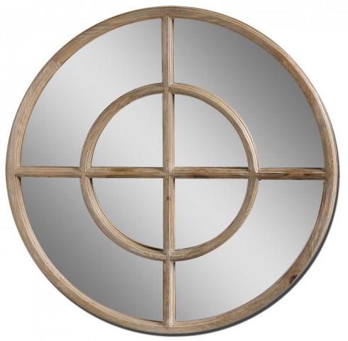 Eliseo Reclaimed Wood Mirror