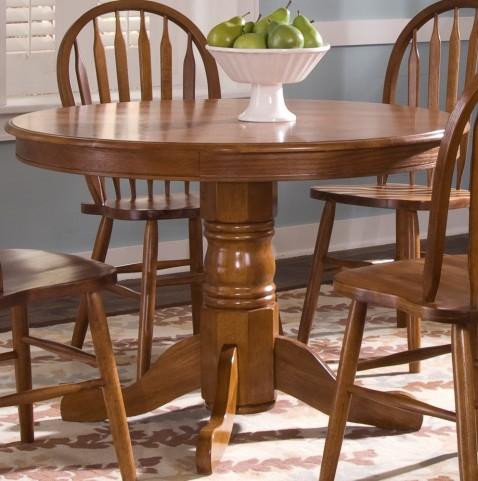 Nostalgia Round Pedestal Table