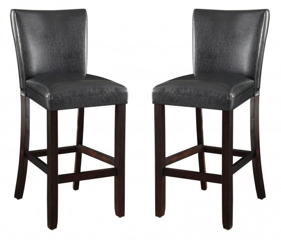 100056 29'' Counter Height Bar Stool Set of 2