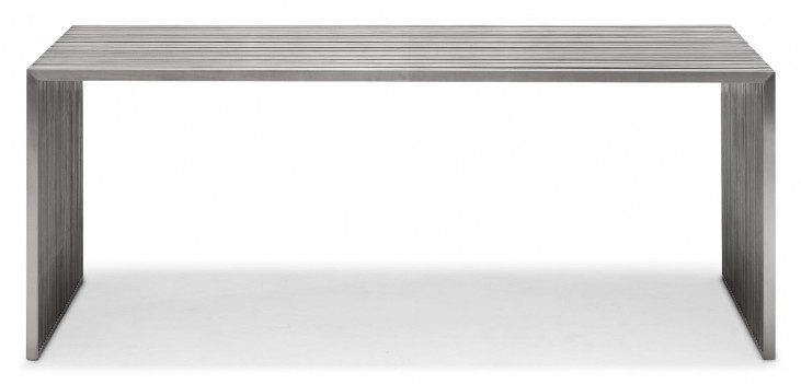 Novel Stainless Steel Dining Table