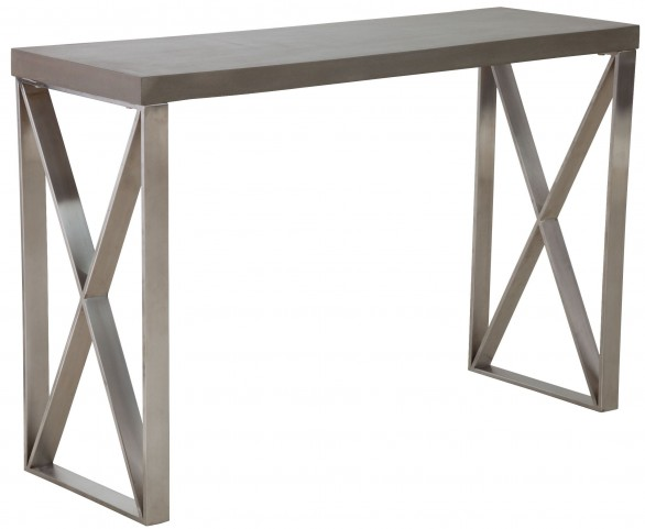Paragon Cement Console Table
