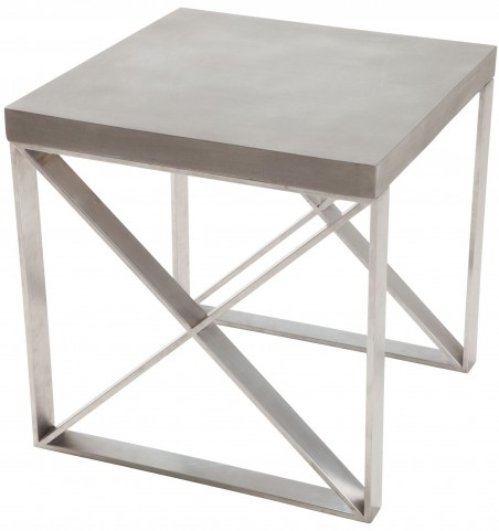 Paragon Cement Side Table