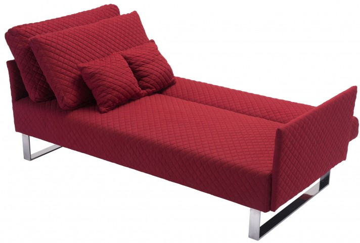 Pax Quilted Red Sleeper