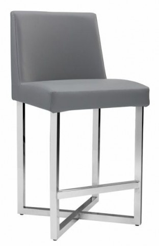 Howard Gray Counter Stool