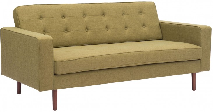 Puget Green Sofa