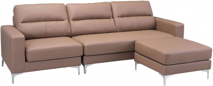 Versa Brown Sectional