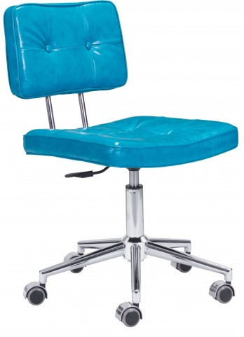 Series Blue Office Chair