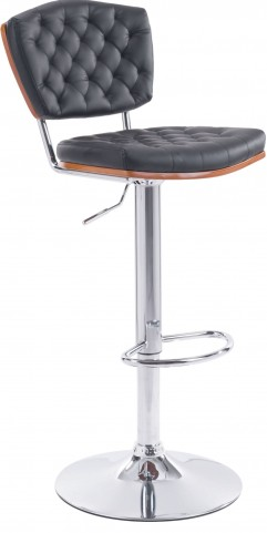 Tiger Black Bar Chair