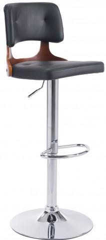 Lynx Black Bar Chair