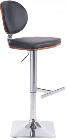 Lion Black Bar Chair