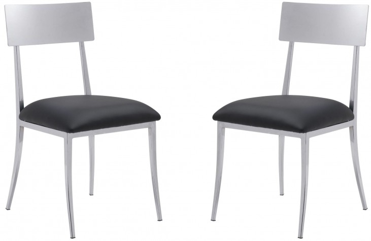Mach Black Dining Chair Set of 2