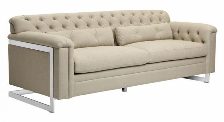Governor Marino Taupe Sofa