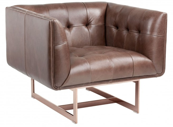 Matisse Saddle Leather Armchair