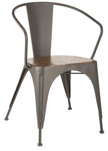 Toli Gray Dining Chair Set of 2