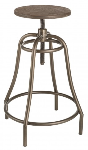 Collette Adjustable Barstool