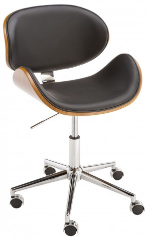 Quinn Onyx Office Chair