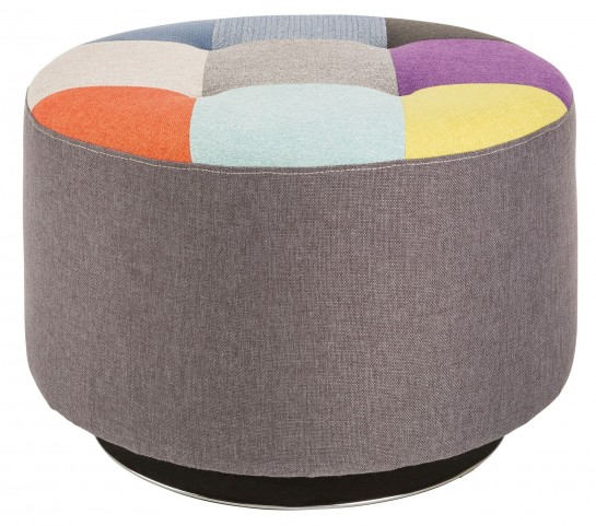 Gabby Large Swivel Ottoman