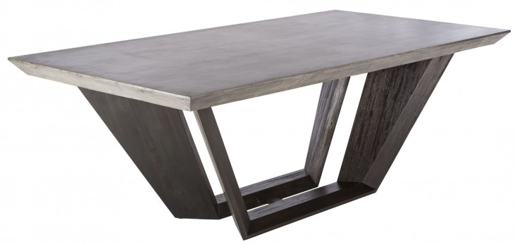 Langley Coffee Bean Rectangular Dining Table